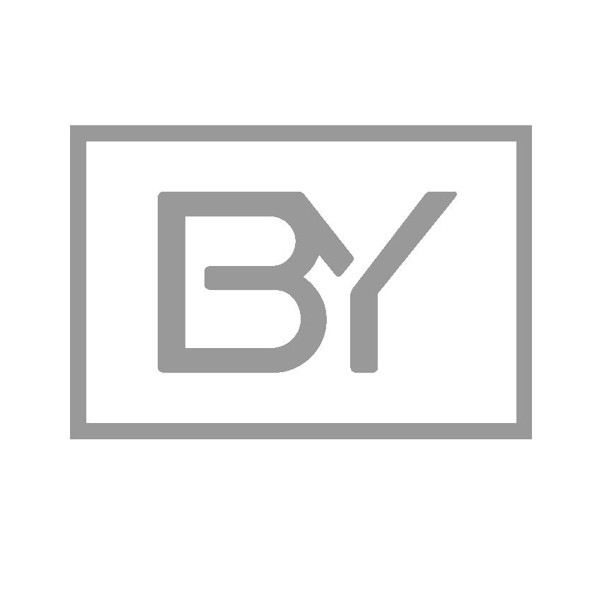 Icono biyectiva gris fondo blanco